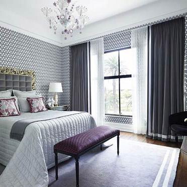 Rèm phòng ngủ đẹp