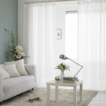 Rèm vải trang nhã cho cửa sổ