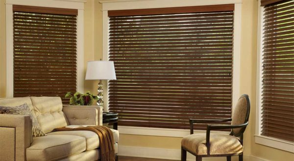 Rèm gỗ chống nước