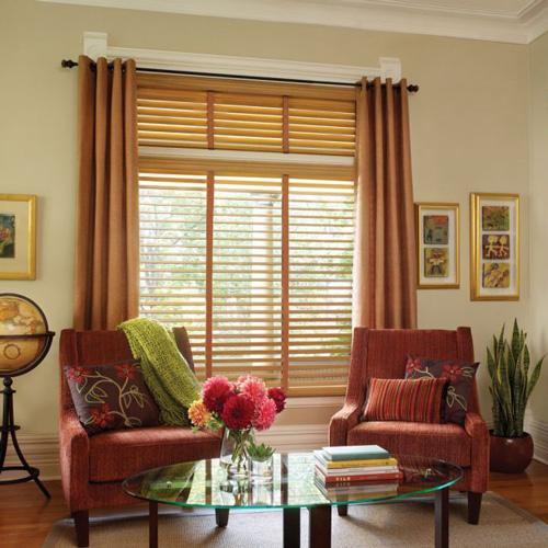 Rèm gỗ cho chung cư