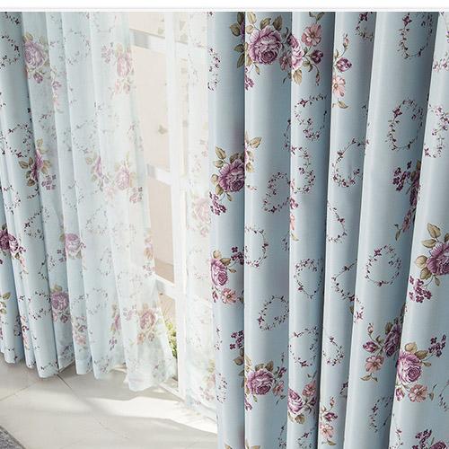 Rèm vải cao cấp của Hàn Quốc