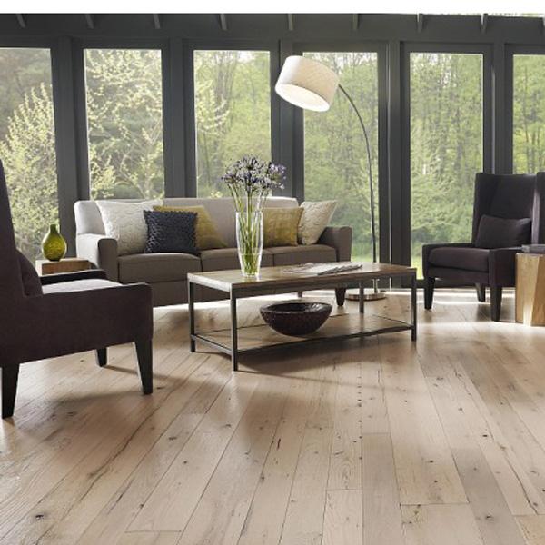 sàn ván gỗ tự nhiên