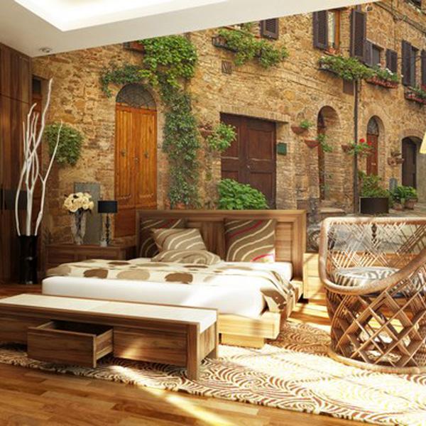 Mở ra một không gian mới cho căn phòng bạn