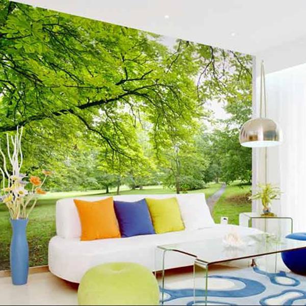 Khung cảnh thiên nhiên trong ngôi nhà của bạn